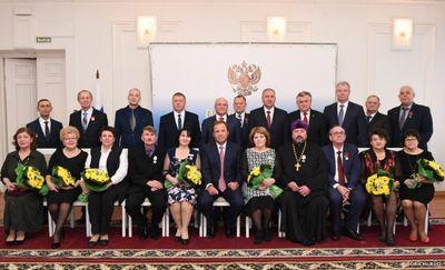 Александр Широков - заслуженный учитель РФ