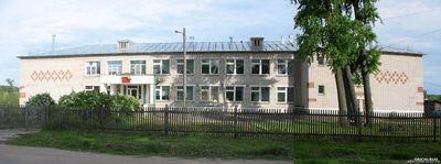 Адышевская средняя школа